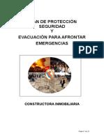 Plan de Contingencia Constructora