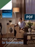Catálogo General de Lámparas y Balastros 2018
