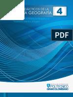 Cartilla Semana 8 Conceptos Integradores de La Historia y La Geografia y Su Tratamiento Didactico