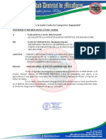 Informe Defensa Civil