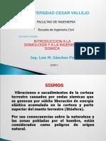 CLASE DE SISMOLOGIA