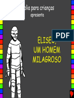 Elisha Man of Miracles Portuguese