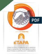 Codigo de Etica Etapaep