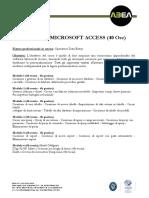 Corso Microsoft Access Per Operatore Data Entry 40h