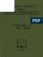 Grande Lessico Dell'Antico Testamento (Et-qorban) ( PDFDrive.com )