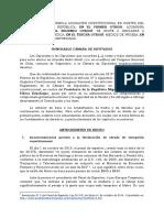 Acusación Constitucional Piñera.