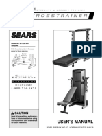 Product Support ProForm 297460 - CROSSTRAINER 29746.0-139150