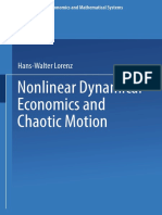 1573167582791_(Lecture Notes in Economics and Mathematical Systems 334) Dr. Hans-Walter Lorenz (Auth.) - Nonlinear Dynamical Economics and Chaotic Motion-Springer Berlin Heidelberg (1989) (1)