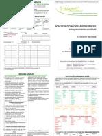 Dokumen.tips Caderneta Alimentar Dieta Metabolica Magrass