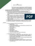 Taller Casos Clinicos - Politrauma