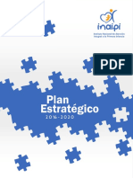 Plan estratégico Inaipi