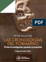 Las Cronologías Del Formativo 50 Años de Investiga... ---- (Pg 1--176)