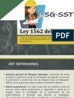 Presentacion Sst