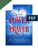 Power of Praying Zack Anderson