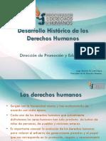 Desarrollo Histórico de Los Derechos Humanos