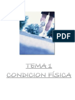 condición física 3ºESO