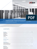 Catalog Network Transmission Products and Solutions 201901(28P)