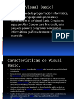 Qué Es Visual Basic