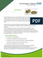 PIID147 Capsule Endoscopy