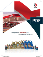 Caltex Product Catalogue