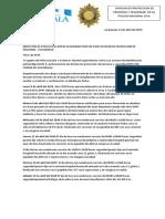 IINFOMER CIRCUNSTANCIADOS