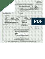 Certificado Fitosanitario Vistos Benos