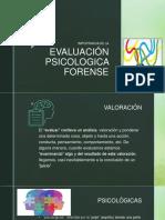 EVALUACIÓN PSICOLOGICA FORENSE.pptx