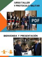 Temas i Oficialeñs Protocolo