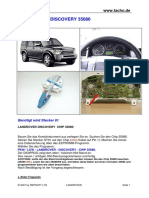 Landrover Discovery 35080
