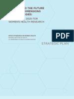 ORWH Strategic-Plan Vol 1 508
