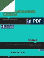 Copia de DISENO_DE_INSTALACIONES_ELECTRICAS_normas_tecnicas.pptx
