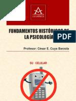 4. Fundamentos Históricos de la Psicología (2da. Unidad)-1jun