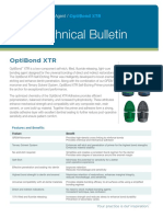Bonding (Optibond XTR)