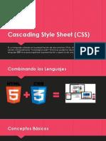 Cascade Style Sheet CSS