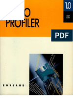 Turbo Profiler 1.0 Users Guide 1990