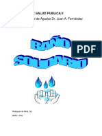 Proyecto de Salud Publica II -2019
