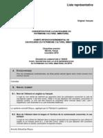 Dossier de candidature du système normatif Wayuu pour la liste du patrimoine culturel immatériel de l'humanité (UNESCO)