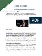 Foro Economico Peru