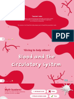 Blood and the Circulatory System Lesson Final (1)