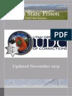 Utah State Prison Death Row Inmates