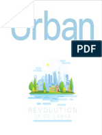 Urban Revolution of Sri Lanka