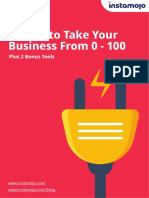 7 Tools to Take Your Business From 0 - 100