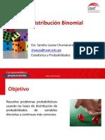 (Teoría) Distribución Binomial (1)