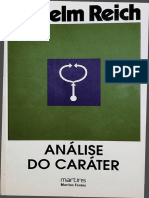 (Reich-Wilhelm) Analise Do Carater (Livro)