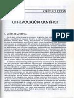 Cap. XXXVII y XXXVIII de Edad Contemporánea. Antonio Fernández