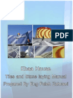 Ceramic Tiles and Stone Laying Manual