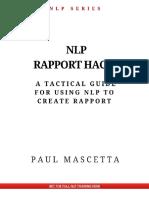 NLP+Rapport+Hacks