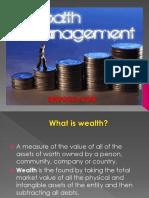 Wealth Management1 1
