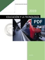 EDUCACIÓN Y LA TECNOLOGÍA 1 (1).docx