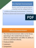 Unit 5 Macro and Micro Factors